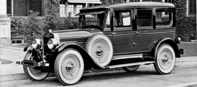 Lincoln motor car for The lincoln motor company